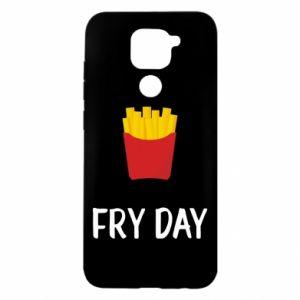 Xiaomi Redmi Note 9 / Redmi 10X case % print% Fry day