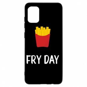 Samsung A31 Case Fry day