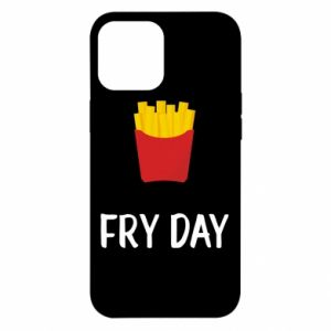 iPhone 12 Pro Max Case Fry day