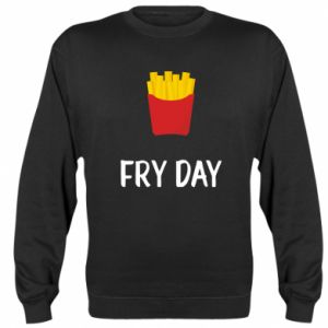 Sweatshirt Fry day