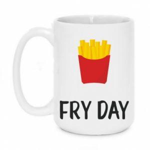 Kubek 450ml Fry day