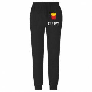 Męskie spodnie lekkie Fry day
