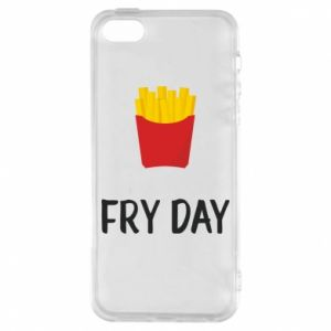 Etui na iPhone 5/5S/SE Fry day