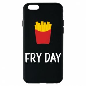 Etui na iPhone 6/6S Fry day