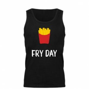 Men's t-shirt Fry day