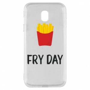 Phone case for Samsung J3 2017 Fry day