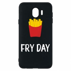 Phone case for Samsung J4 Fry day