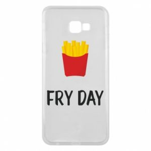 Phone case for Samsung J4 Plus 2018 Fry day
