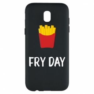 Phone case for Samsung J5 2017 Fry day