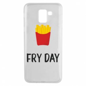 Phone case for Samsung J6 Fry day