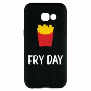 Phone case for Samsung A5 2017 Fry day