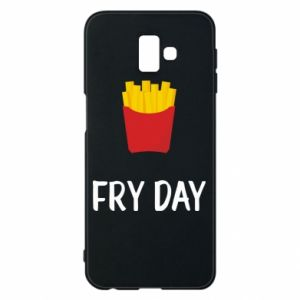 Etui na Samsung J6 Plus 2018 Fry day