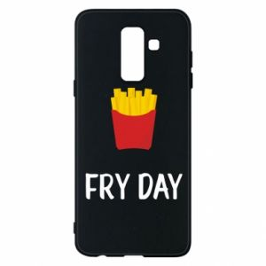 Phone case for Samsung A6+ 2018 Fry day