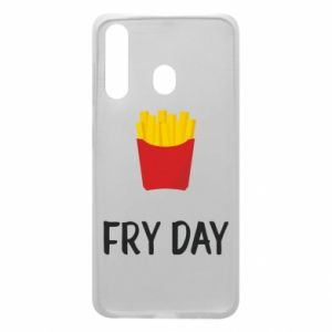 Phone case for Samsung A60 Fry day