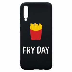 Phone case for Samsung A70 Fry day