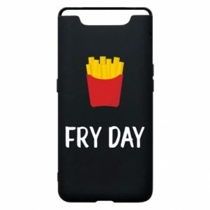 Phone case for Samsung A80 Fry day