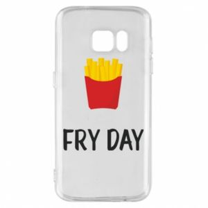 Phone case for Samsung S7 Fry day