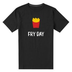 Men's premium t-shirt Fry day