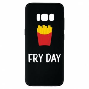 Phone case for Samsung S8 Fry day