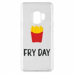 Phone case for Samsung S9 Fry day