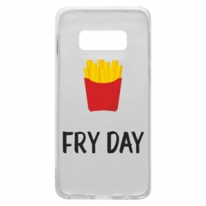Phone case for Samsung S10e Fry day