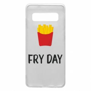 Phone case for Samsung S10 Fry day