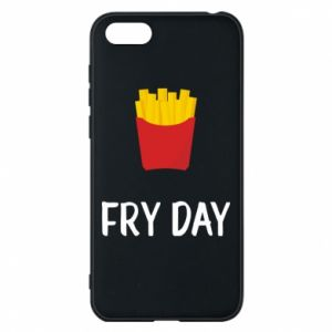 Phone case for Huawei Y5 2018 Fry day