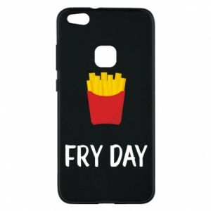 Phone case for Huawei P10 Lite Fry day
