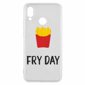Phone case for Huawei P20 Lite Fry day