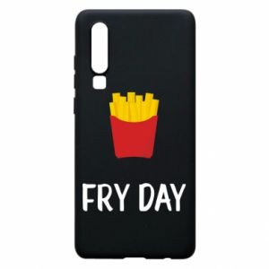 Phone case for Huawei P30 Fry day