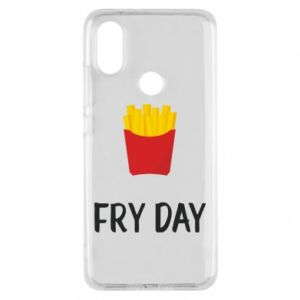 Phone case for Xiaomi Mi A2 Fry day