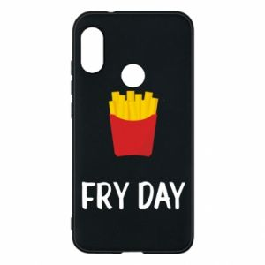Phone case for Mi A2 Lite Fry day