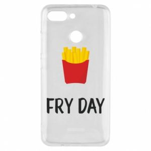 Phone case for Xiaomi Redmi 6 Fry day