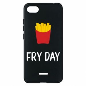 Phone case for Xiaomi Redmi 6A Fry day