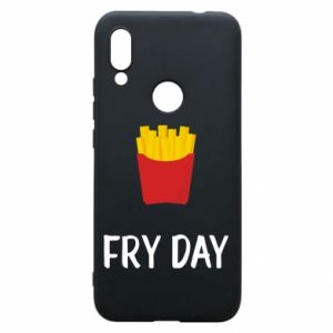 Phone case for Xiaomi Redmi 7 Fry day