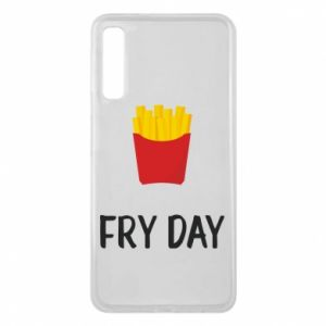 Phone case for Samsung A7 2018 Fry day