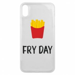 Phone case for iPhone Xs Max Fry day