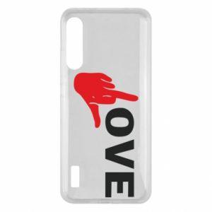 Etui na Xiaomi Mi A3 Fuck love