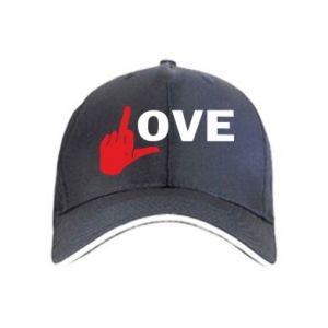 Czapka Fuck love