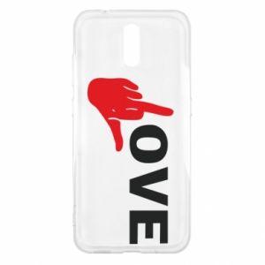 Etui na Nokia 2.3 Fuck love