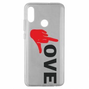 Etui na Huawei Honor 10 Lite Fuck love