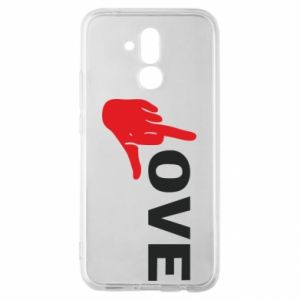Etui na Huawei Mate 20 Lite Fuck love