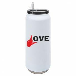 Puszka termiczna Fuck love