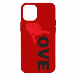 Etui na iPhone 12 Mini Fuck love