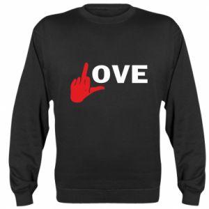 Bluza Fuck love