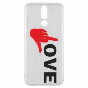 Etui na Huawei Mate 10 Lite Fuck love