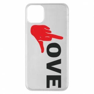 Etui na iPhone 11 Pro Max Fuck love