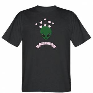 T-shirt Fuck you