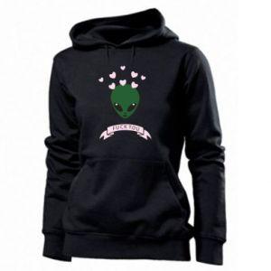 Women's hoodies Fuck you