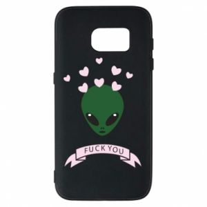 Phone case for Samsung S7 Fuck you